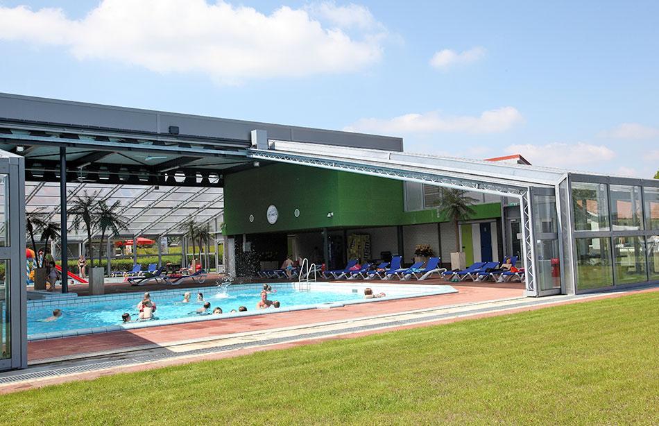 Seizoenplaats - Zwembad arrangement ...